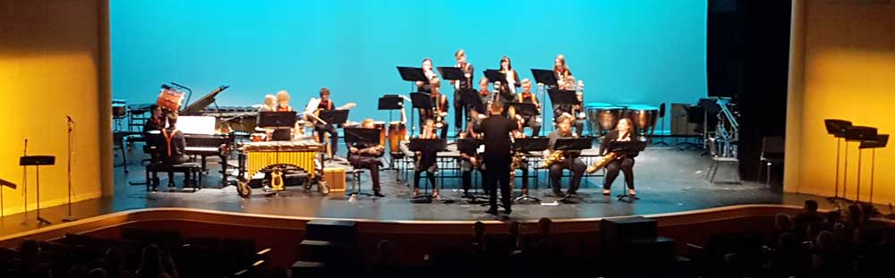 Roseburg Jazz Band Members
