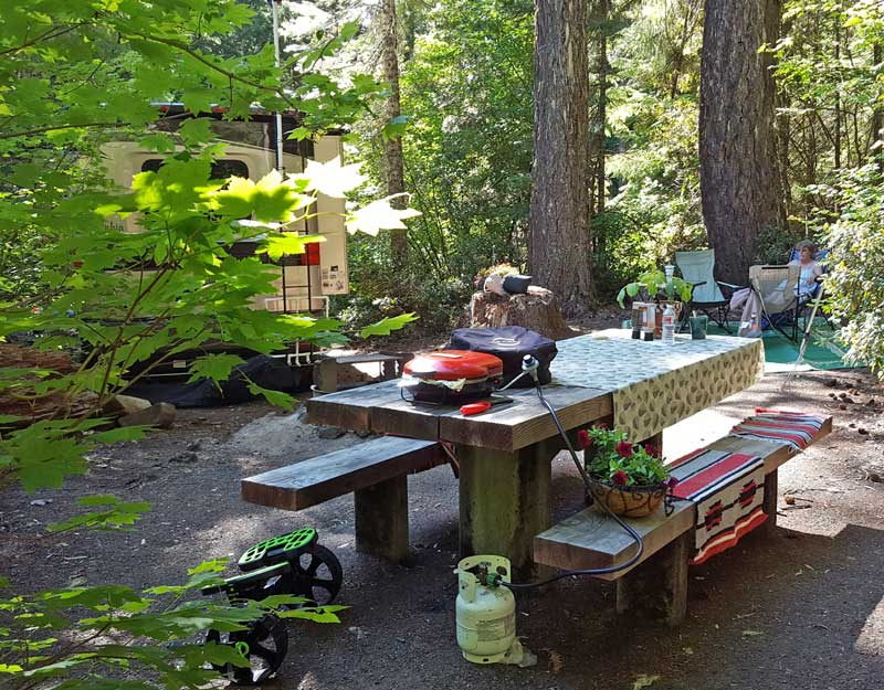 Coldwater Cove Campground