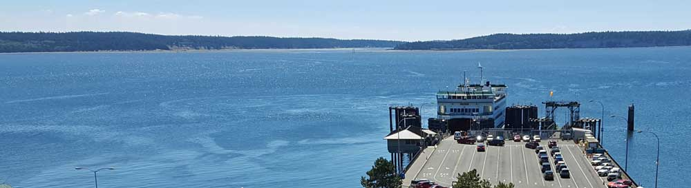 Port Townsend, Washington Ferry
