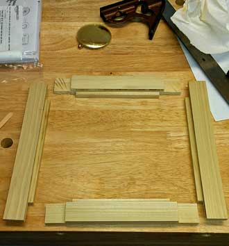 Starting the project using Poplar