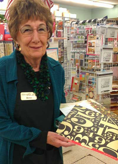 Bette tells me of a historic Roseburg business