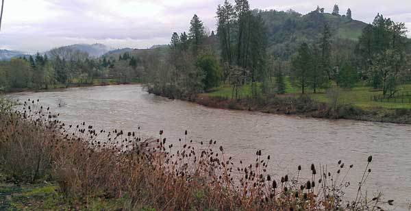 The North Umpqua River