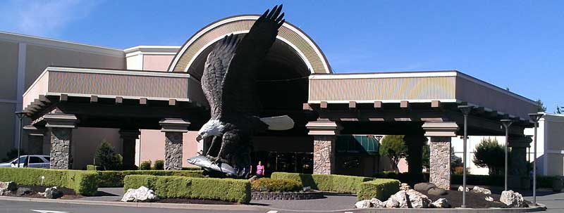 Seven Feathers Casino in Canyonville