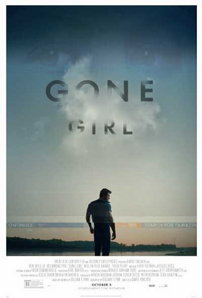 Gone Girl, the movie