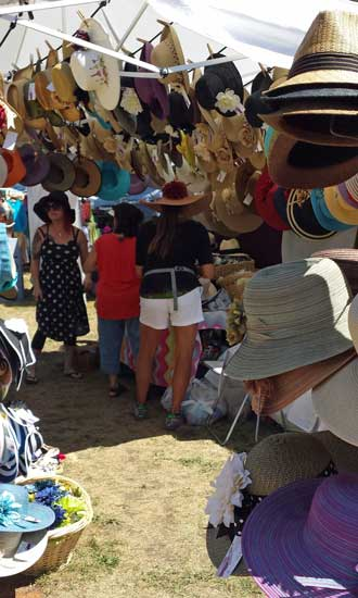 The Great American Craft show in Graeagle, California