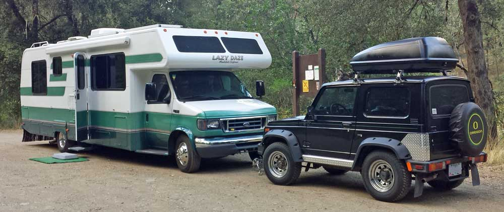 Forest Service Free camping near Hayfork, California