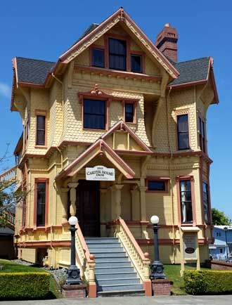 A Eureka bed and breakfast