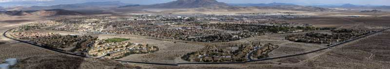 Fort Irwin, California