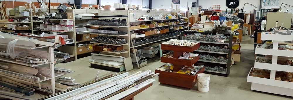 Used building material of ALL kinds
