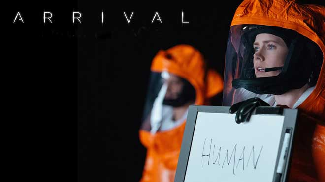 Arrival (the movie)