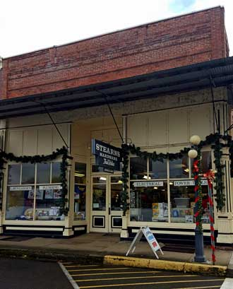Sterns Hardware store, Oakland, Oregon