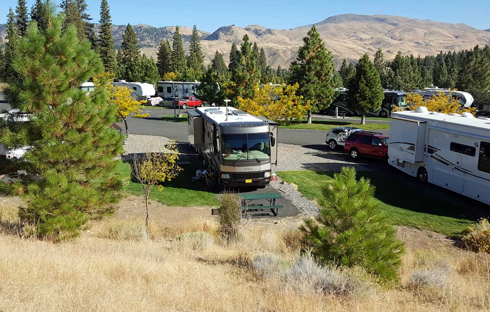 Gold Ranch RV Park in Verdi, Nevada