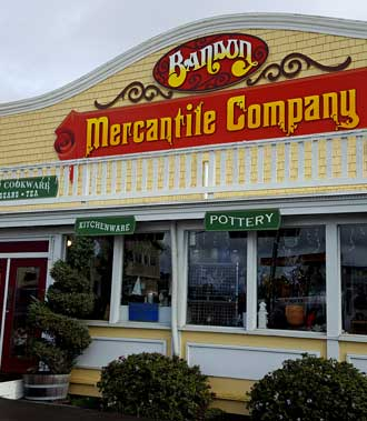 Gwen's favorite place in Bandon