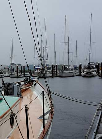 Siuslaw Marina in Florence, Oregon