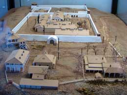 Model of the Territorial Prison