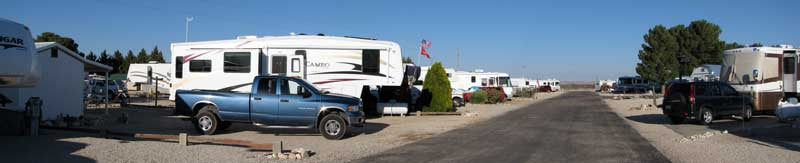 The Ranch Escapees RV Park