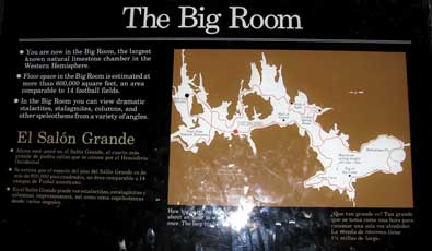 The Big Room map