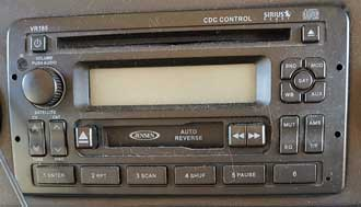 The old radio