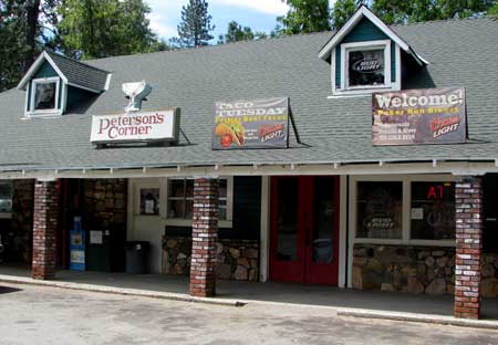 Peterson's Corner Bar and Restaurant