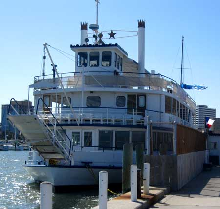 Capt Clarks Harbor Tours