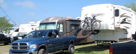 Lauguna Shore Village RV Park