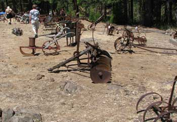 Old farm tools for sale