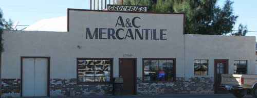The A & C Merchantile