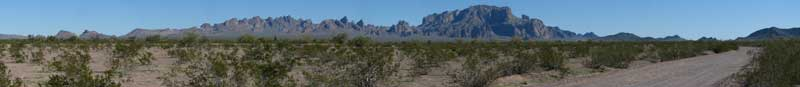 KOFA National Wildlife Refuge: Palm Canyon