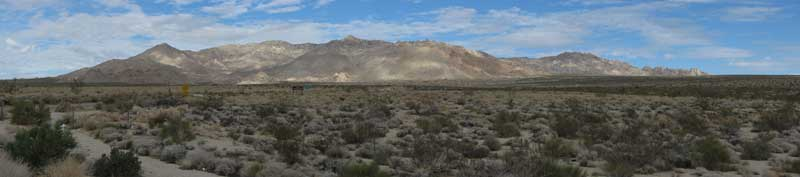Mohave National Preserve