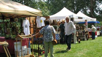 Craft Fair at Hat Creek