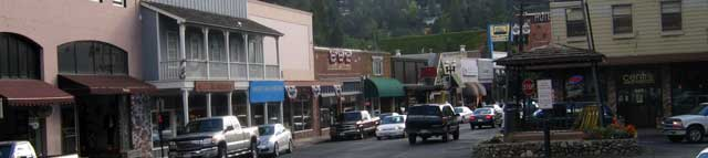Downtown Placerville CA