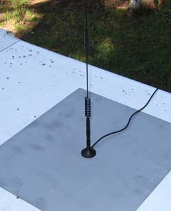 The Wilson Cell Phone Antenna