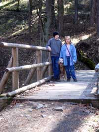 Bridge over Jackson Creek