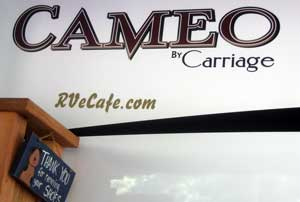 The Cameo is now the official RVeCafe Mobile