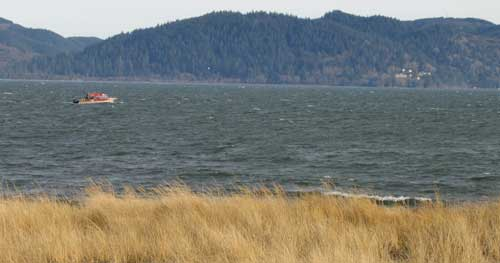 Mouth of the Columbia River