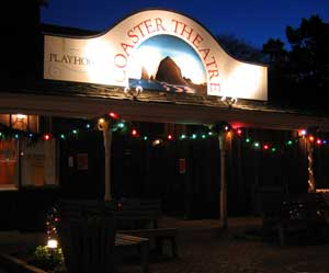 Caoster Theatre Playhouse