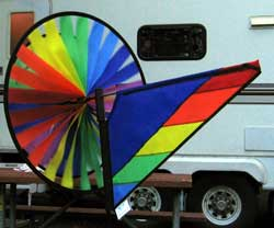 Dale's Choice, Rainbow Triple Spinner