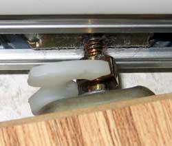 Rv Pocket Door Repair