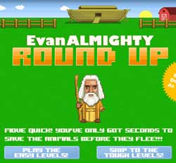 EvanAlmighty the game