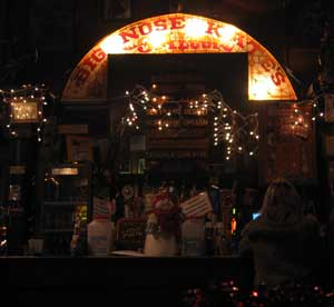 Big Nose Kate's Saloon in Tombstone