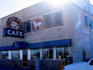 The Horse Shoe Cafe
