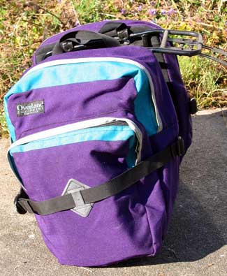 Bicycle Touring Panniers For Sale