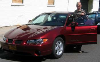 A 2000 Pontiac Grand Prix, no, I did not buy it.