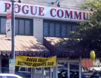 Business Resource Fair hosted by Rogue Community College